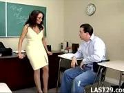Сексуальная училка Изабелла