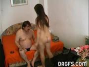 Выебал проститутку и снял на скрытую камеру