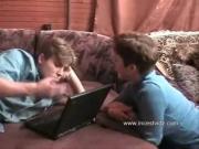 Мама трахает сына с игровой зависимостью