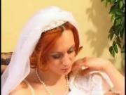 Трахает невесту перед свадьбой