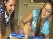 Девчонки дрочат парням хуи в подборке