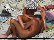 Подборка с нудисткого пляжа