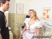 Пришел на проверку хуя