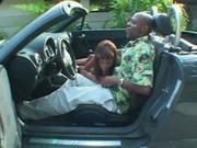 Негр с кабриолетом