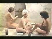 Ретро телки в бане