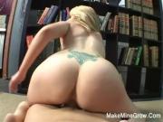 Перепихон в публичной библиотеке