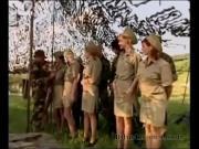Групповуха в армии
