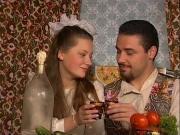 Русская ретро порнушка в деревне