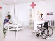 Медстестра трахнула пациента в приемном покое